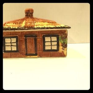 Other - COTTAGE LIFE - English Cottage Butter dish
